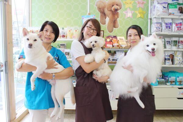 PET-SPA CARE+CURE 所沢 スタッフ写真