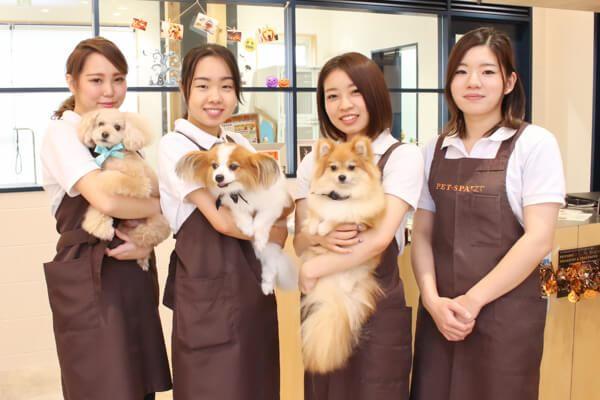 PET-SPA 厚木店 スタッフ写真
