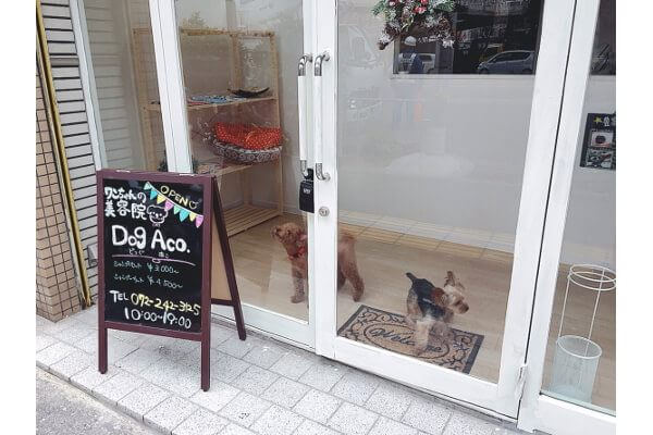 Dog Aco 外観