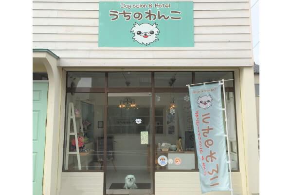 うちのわんこ(ペットホテル)