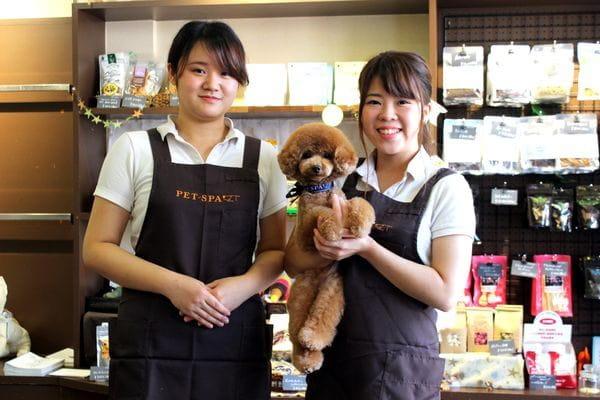 PET-SPA 駒沢公園店 スタッフ写真
