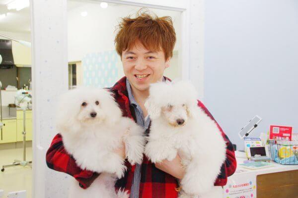 Dog Salon Zero 人物