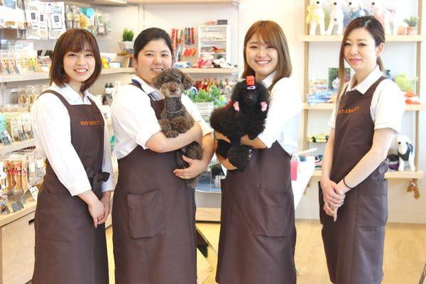 PET-SPA 横浜ベイクォーター店