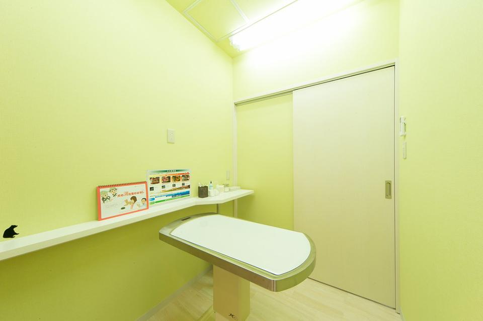 南大泉せき動物病院内観写真